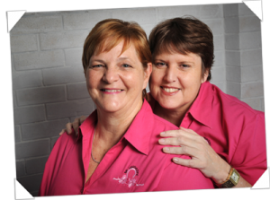Be Uplifted founders helping breast cancer patients