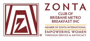 zonta club of brisbane helps breast cancer awareness with Brisbane nonprofit cancer organisation Be Uplifted Inc