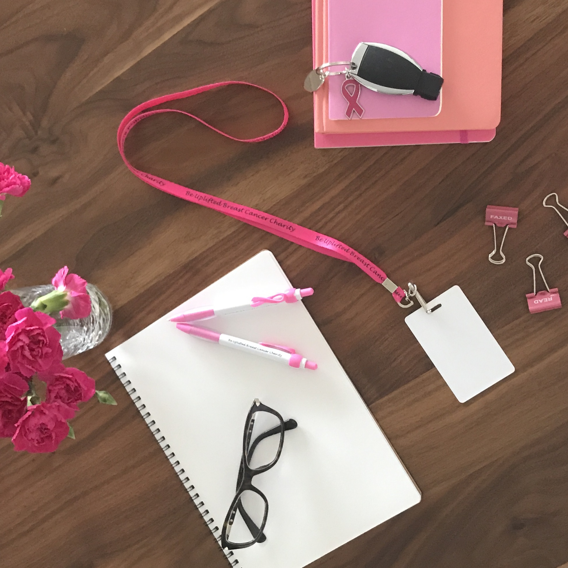 Easy Breast Cancer Awareness Craft Ideas