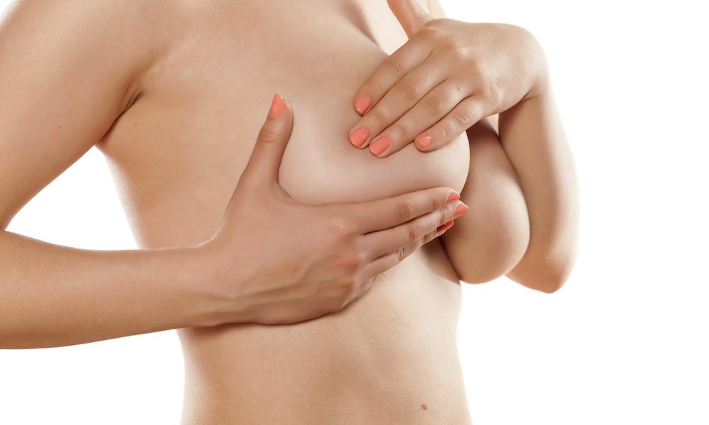 breast self-exam breast cancer awareness