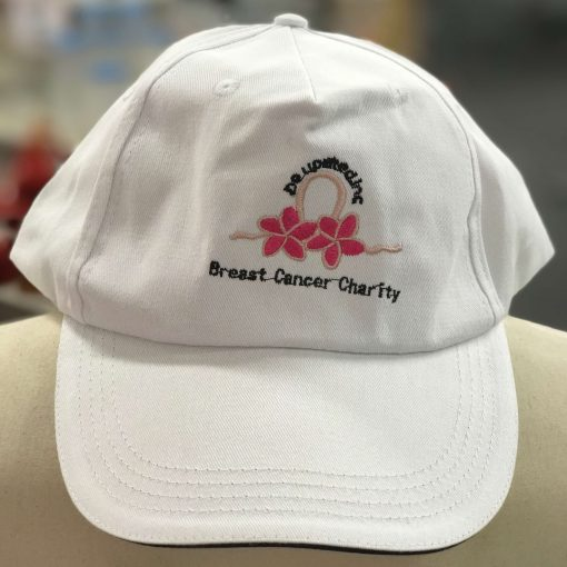 breast_cancer_merchandise_white_breast_cancer_charity_cap