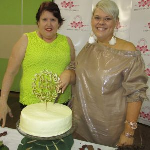 be_uplifted_inc_founder_Wendy_with_Katrina_helping_breast_cancer_patients